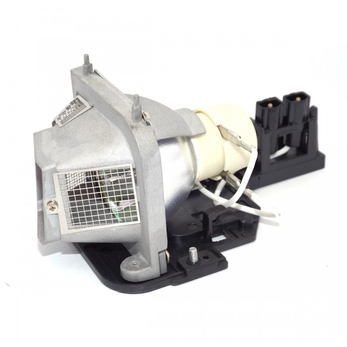Dell 1609wx replacement lamp with housing for Lamp light on dell projector